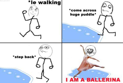 I AM A BALLERINA: Giggle, Ballerinas, Random, True, Funny Stuff, Funnies, Humor, Things