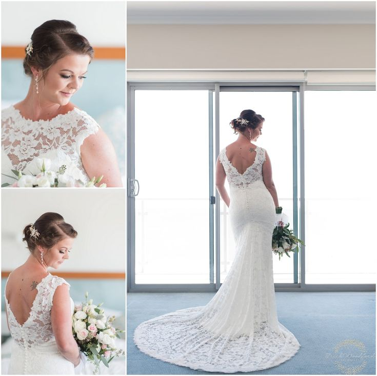 Mandurah Beach Wedding   Bridal Portrait @Seashells Resort Mandurah   Jan & Susan   Trish Woodford Photography