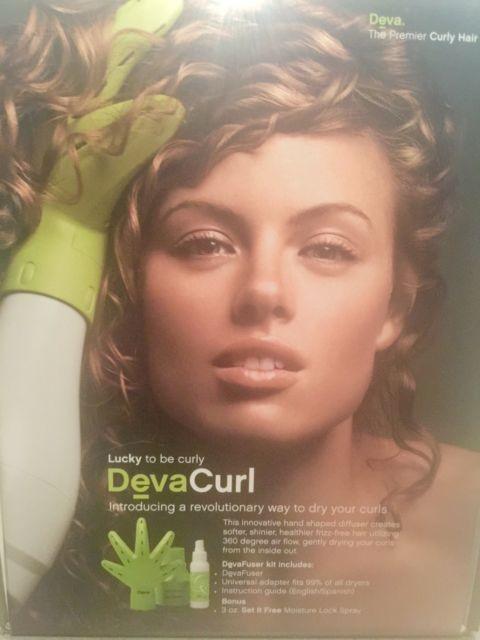DEVACURL DevaFuser - Hair Diffuser rrp $50