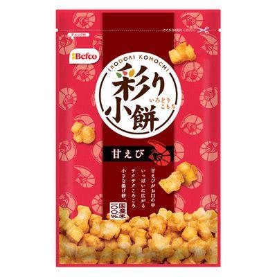 彩り小餅 <甘えび> - 食@新製品 - 『新製品』から食の今と明日を見る!