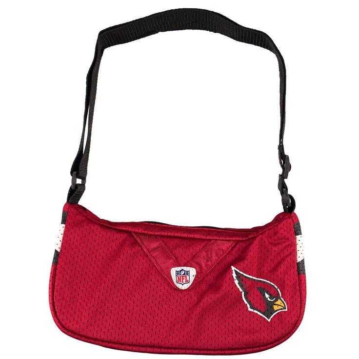 NFL Arizona Cardinals Team Jersey Purse, Women's
