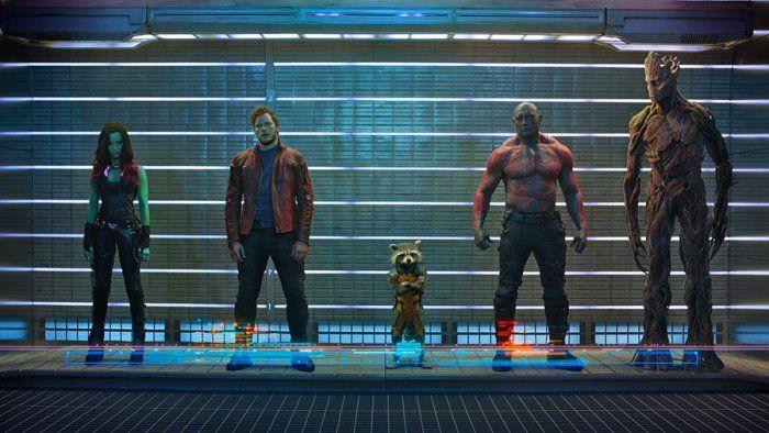 #Cinema: Guardians of the Galaxy, finalmente il primo trailer ufficiale #MarvelSudios