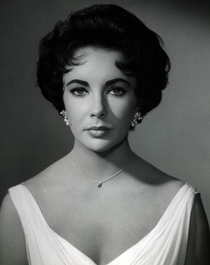 Elizabeth Taylor by MGM Still Photographer and Academy Award Winner: Virgil Apger