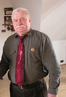 """Litero.eu: Lech Wałęsa on Poland, Russia, Germany and the """"Fi..."""