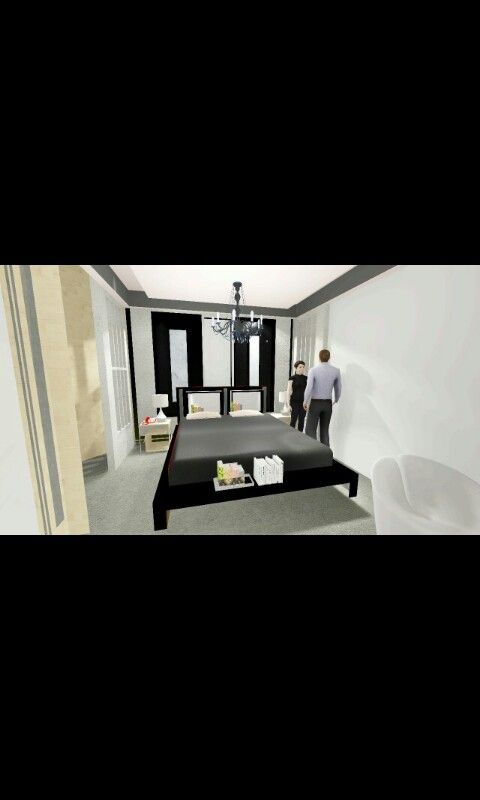 Mixed Use Building (Apartment Interior)