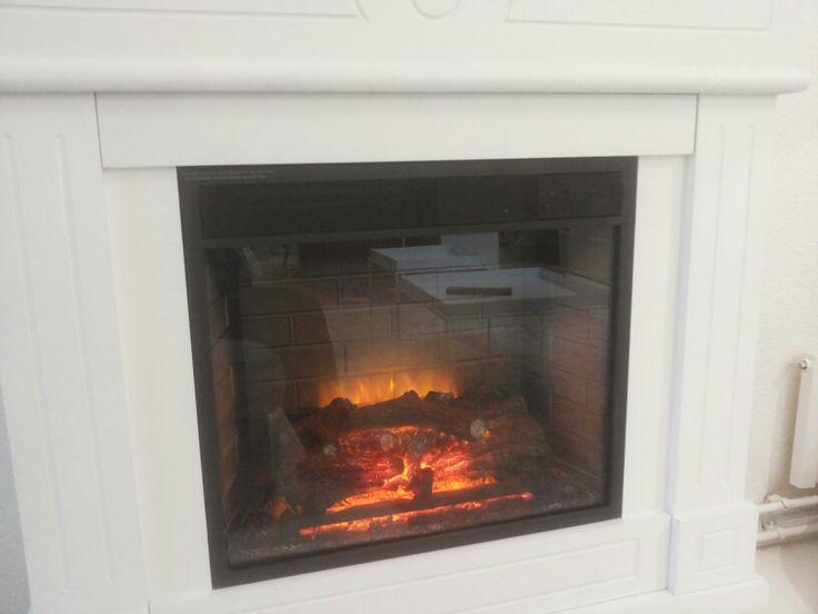 Livingroom, fireplace