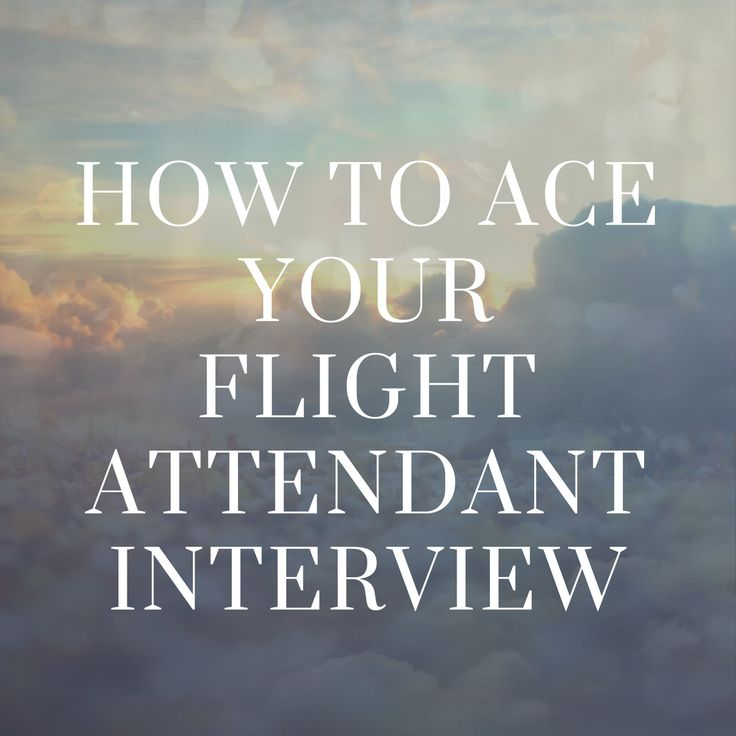 So you want to be a Flight Attendant? To land a cabin crew job, first you have to ace the interview. Here are my tips.