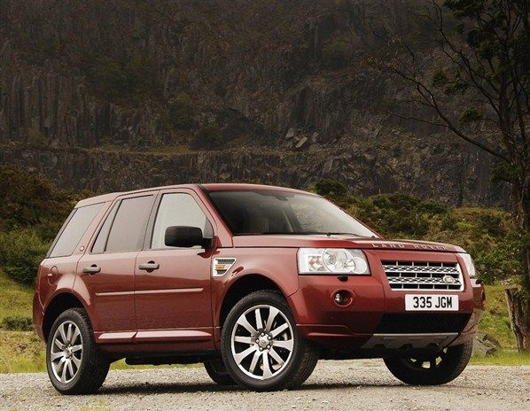 Land Rover Freelander (© Land Rover)