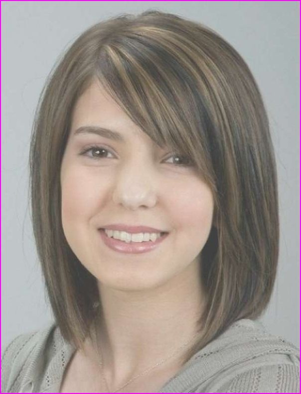 Medium Straight Hairstyles With Side Bangs Short Hair With Bangs Side Bangs Hairstyles Bob Hairstyles For Thick