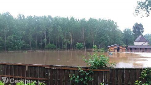 A la une - ORLEANS (45000) - Intempéries : la situation à 14h30 ce jeudi dans le Loiret