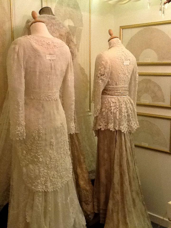 Sheelin Antique Lace Museum Irish Crochet Jackets