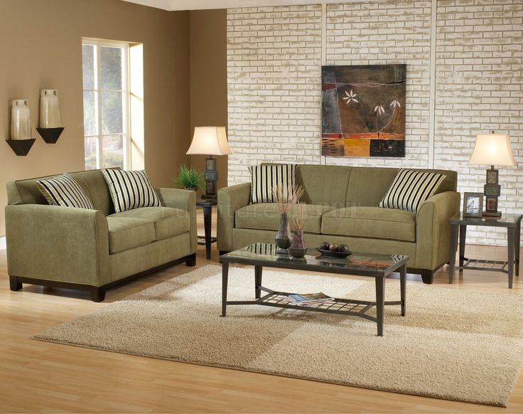 color for sage green couch sage fabric casual modern living room