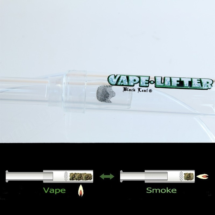 DONE: 300 RUR. Black Leaf Vape-Lifter  - портативный ручной вапорайзер, где вы самостоятельно при помощи пламени нагреваете трубку и выпариваете активные ингридиенты. Также трубку можно использовать как обычное приспособление для курения - для этого просто подожгите курительную смесь. Трубка выполнена из термостойкого стекла Pyrex.