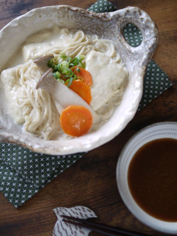 [PR]温泉豆腐だしやチーズフォンデュまで秋そうめんのおいしい食べ方
