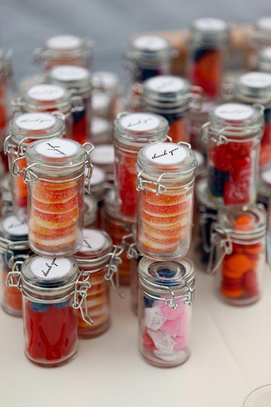 10 Edible Wedding Favor Ideas You Can Make At Home