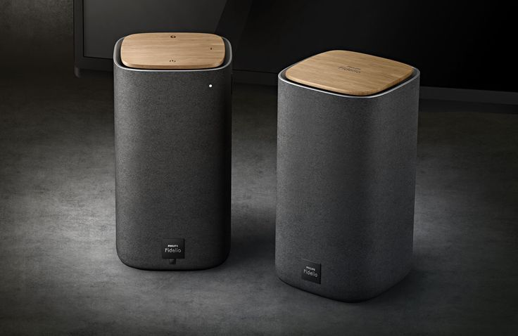 Philips Fidelio Speakers: