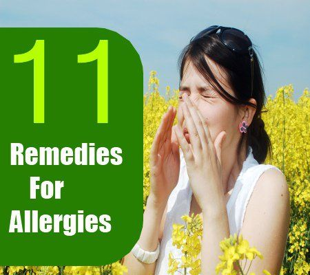 There are several home remedies that can help you fight against allergies quite effectively without worrying about any side effects. Following is a list of some of the most powerful home remedies for allergies. You can try one or all of them depending upon the type of allergies you are suffering from. These are completely natural and they do not even cost much. How To Treat Allergies Naturally Cucumber, Beet And Carrot Juices Mix 300 ml of carrot juice with 100 ml of cucumber juice and 100…