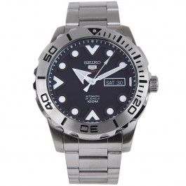 Seiko 5 Sports SRPA03 SRPA03K1 Automatic Stainless Steel WR100m Watch