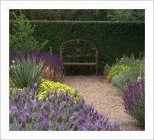 The Dry Garden and New Mediteranean Garden | Lambley Nursery