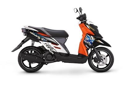Spesifikasi #Yamaha X-Ride