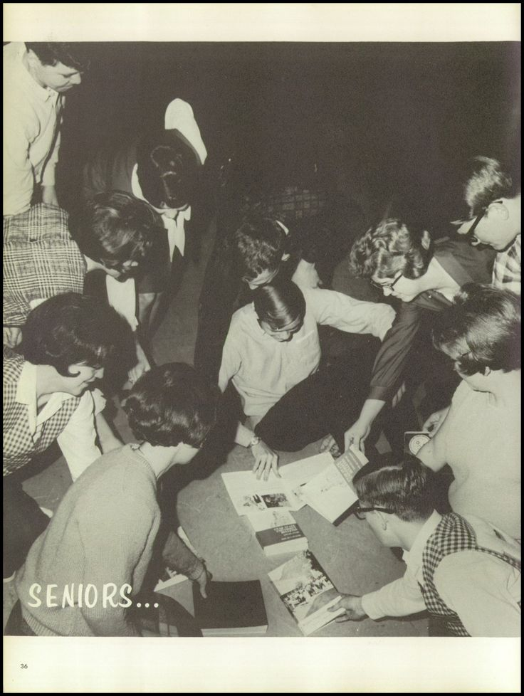1966 Bountiful High School Yearbook via Classmates.com