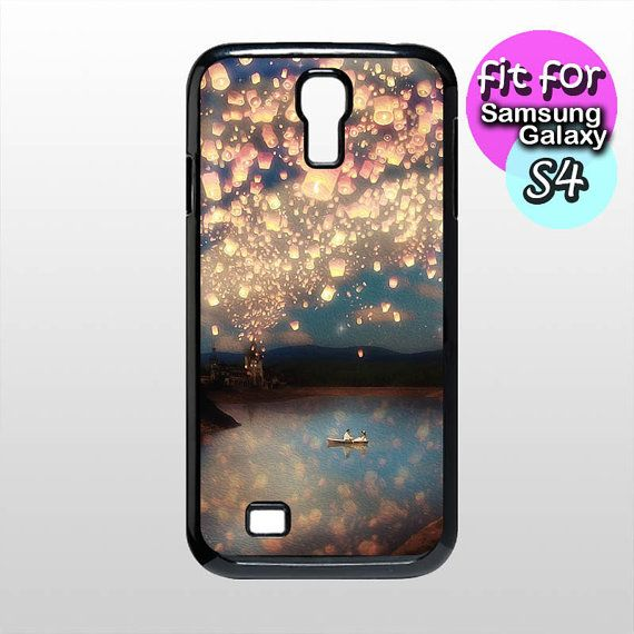 tangled disney rapunzel princes case print for samsung by etbay, $12.99