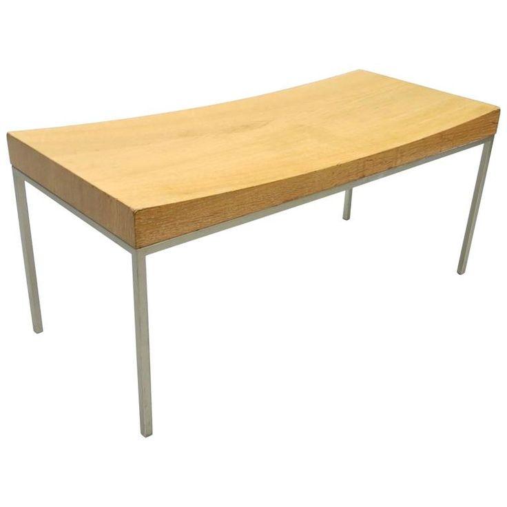 Oak Bench by Antonio Citterio for B&B Italia in 1996 Made in Italy 1