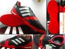 Sepatu Futsal Adidas Nitrocharge Hitam Merah