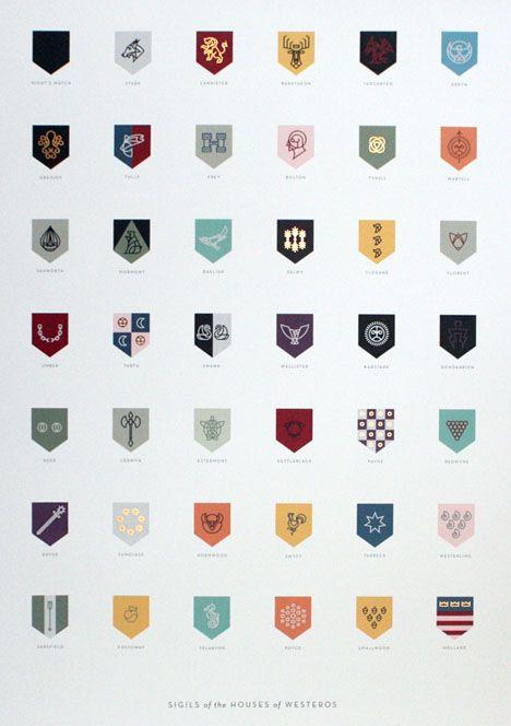 Darren Crescenzi, a Portland-based Brand Designer for Nike and a Game of Thrones fan
