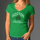 """St. Patrick's Day items by the 1000s now available. And there's a big President's Day Sale under way at MLB.com Shop so you are """"lucky"""""""