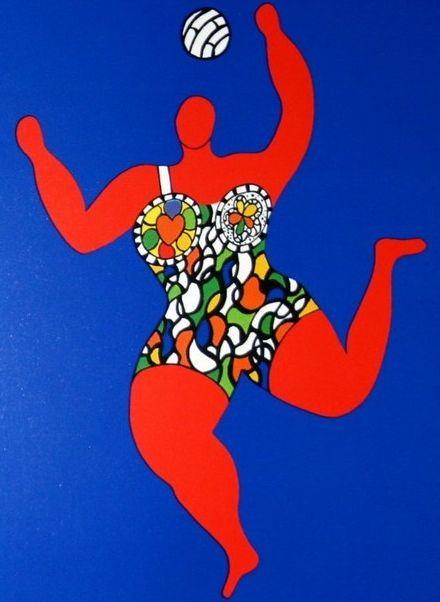 la nana - Niki de Saint phalle