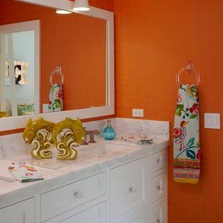 Peninsula Point Residence - transitional - Bathroom - Orange County - Eric Aust Architect