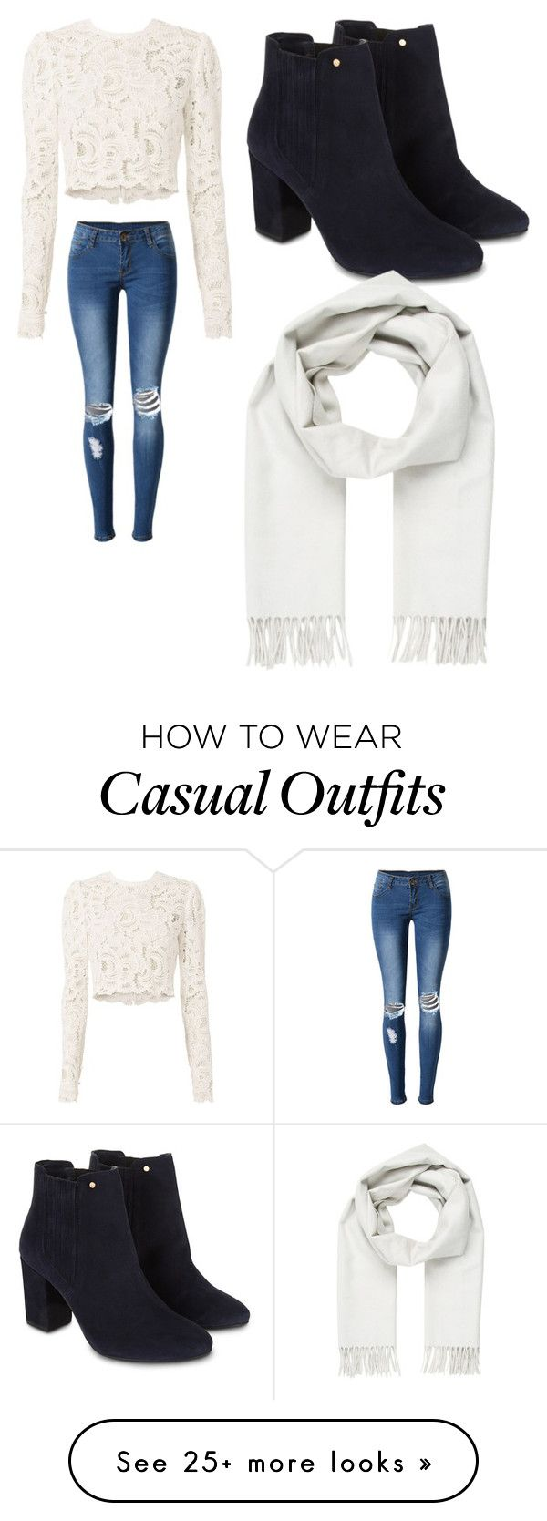 """casual look"" by charlenebrady on Polyvore featuring A.L.C., WithChic, Monsoon and Brioni"