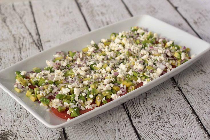 Tomatsalat med avokado og feta (4)