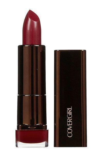 CoverGirl Queen Kollektion Lipcolor Lipstick in Burgendelicious. Fett Lippenfarbe … – Lip colors