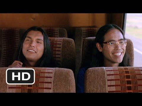 Smoke Signals (4/12) Movie CLIP - John Wayne's Teeth (1998) HD