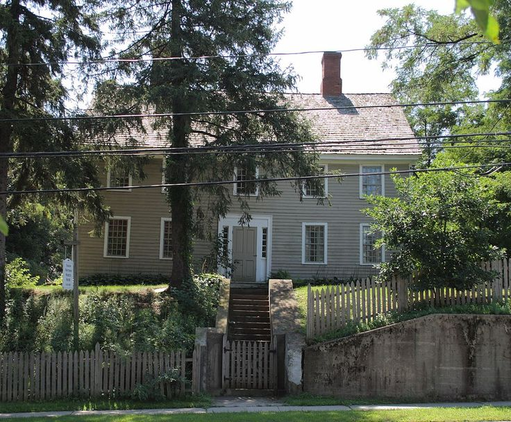 Sarah Whitman Hooker House in West Hartford, Connecticut