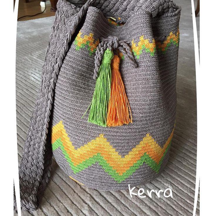 #handmade #wayuu #wayubags #style #colors #
