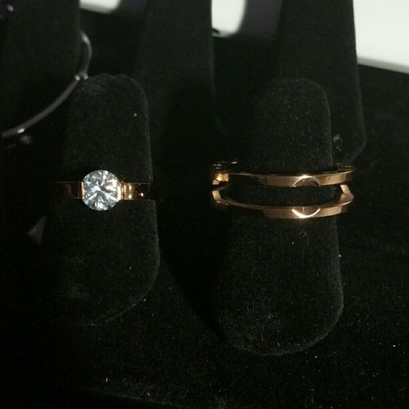 bulgaria rose gold ring a lovely two piece intertwined rose gold ring bvlgari jewelry rings