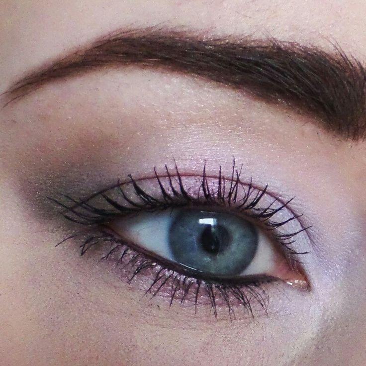 Piękny fiolet #makeup #martuszkowemakijaze