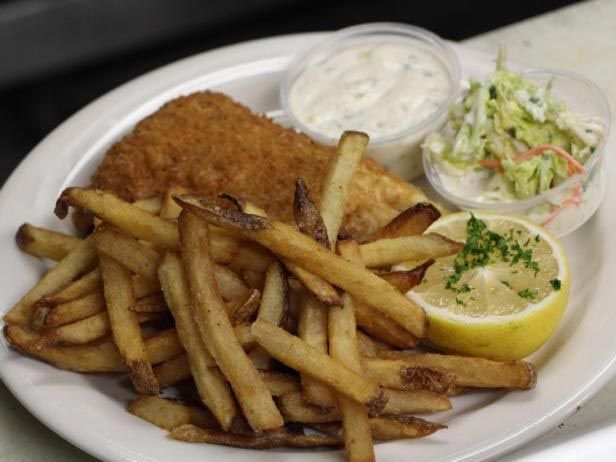 Peixe e Fritas - Food Network