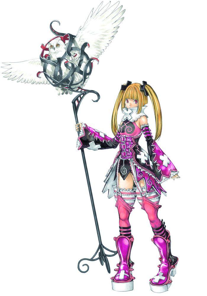 Maria Renard - Pictures & Characters Art - Castlevania Judgment