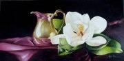 Colorado Artist Arleta Pech. Used to paint Watercolors, but now works almost exclusively in oil.