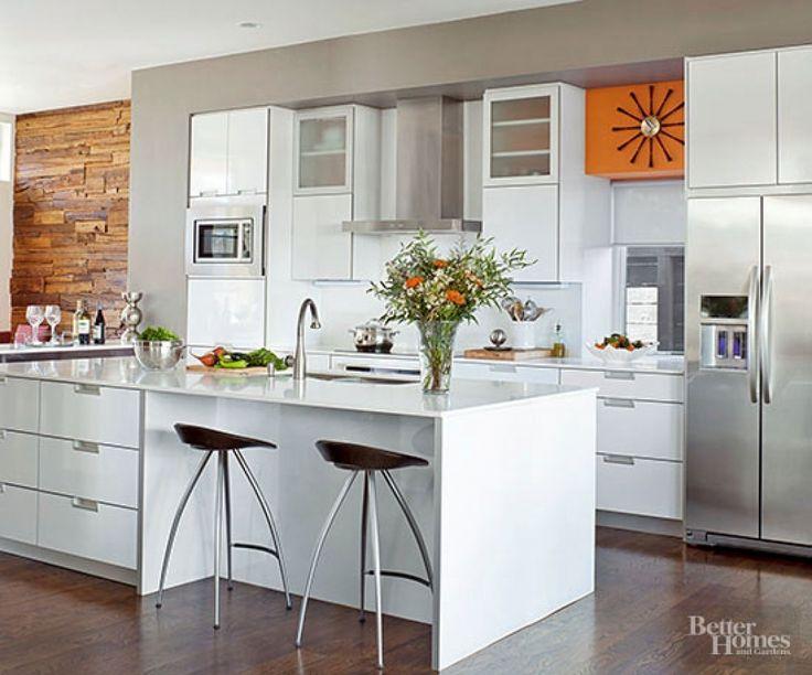 Altmodische Küchenschränke Rustikale Küche Design Vintage
