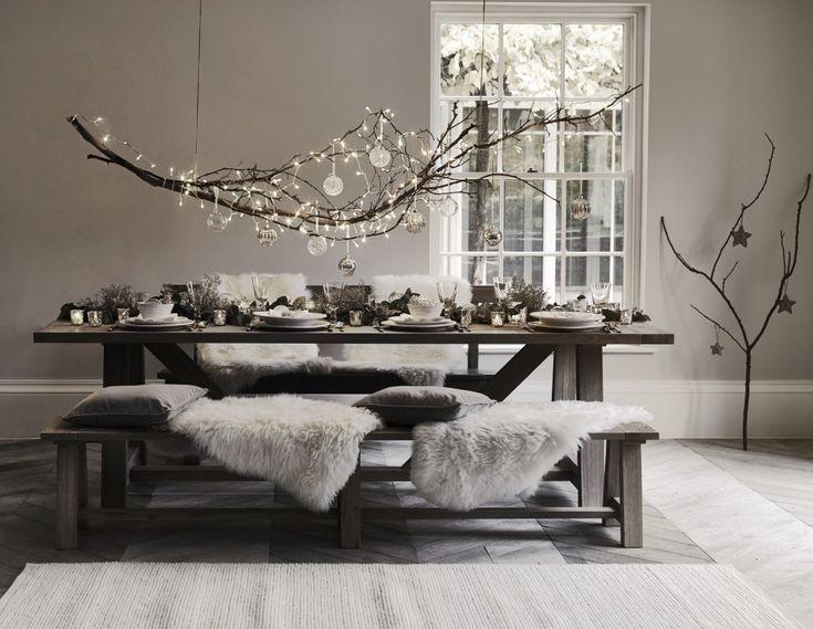 Декоративные ветки в дизайне: 15 красивых идей | http://idesign.today/dekor/dekorativnye-vetki-v-dizajne-15-krasivyx-idej