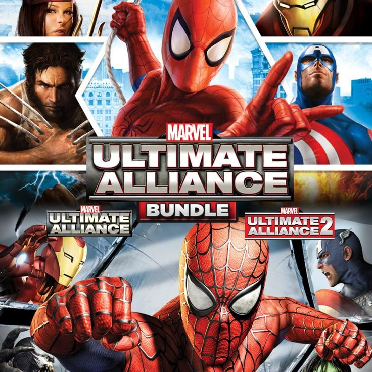 Steam Players Reporting Marvel Ultimate Alliance Issues