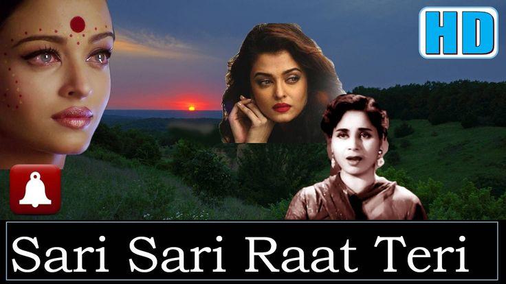 Sari Sari Rat Teri Yad (HD) (Dolby Digital) - Lata Jee-Aji Bas Shukriya1...