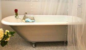 Clawfoot Bathtub Refinishing – Cast Iron Tub Refinishing – Miracle Method