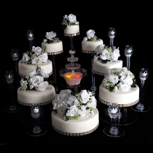 The 25 best Tiered cake stands ideas on Pinterest Plate display