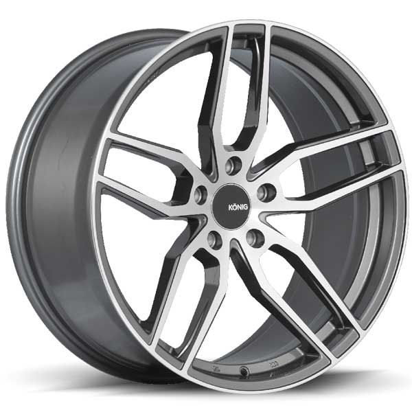 Konig Wheels 33GM Interform | 4WheelOnline.com